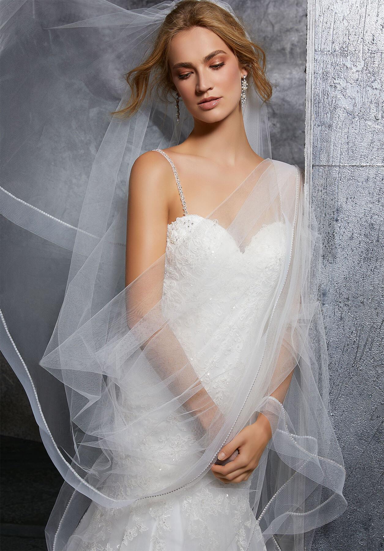 Свадебное платье Mori Lee 8210
