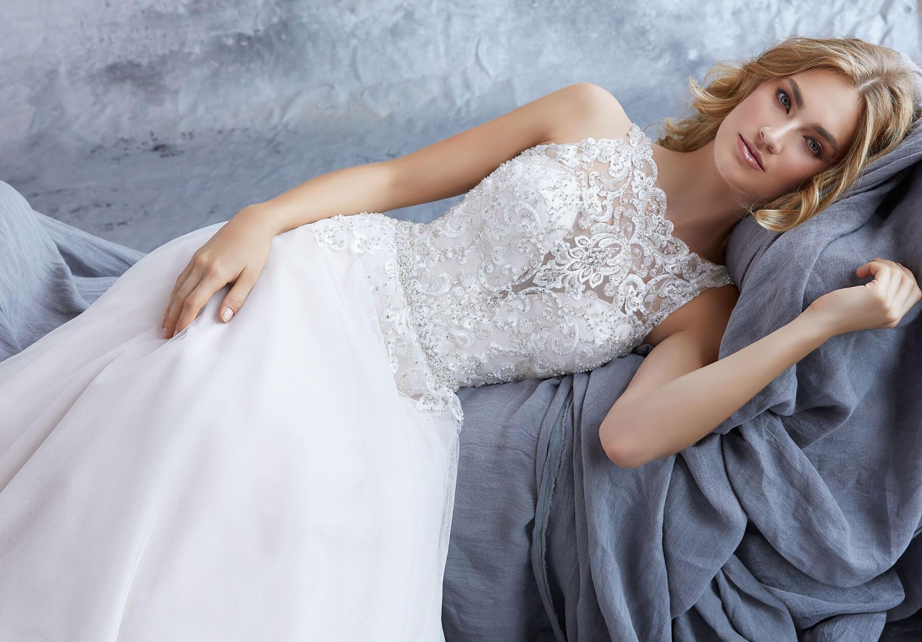Свадебное платье Mori Lee 8213