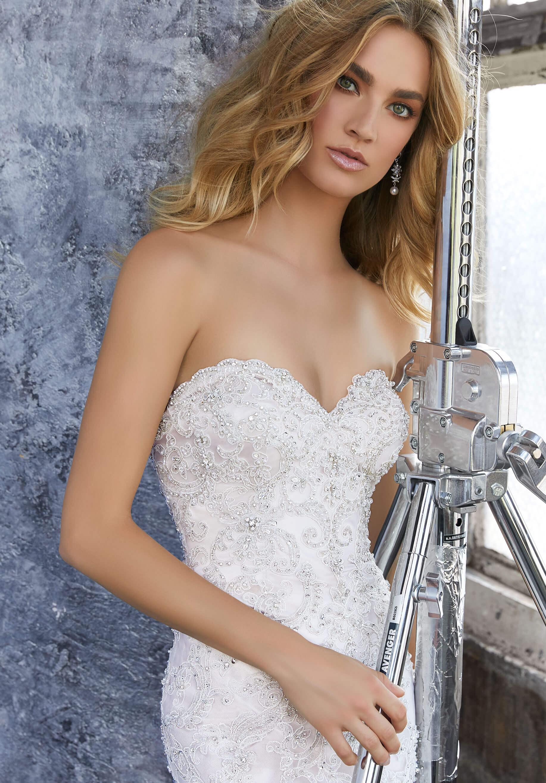 Свадебное платье Mori Lee 8214