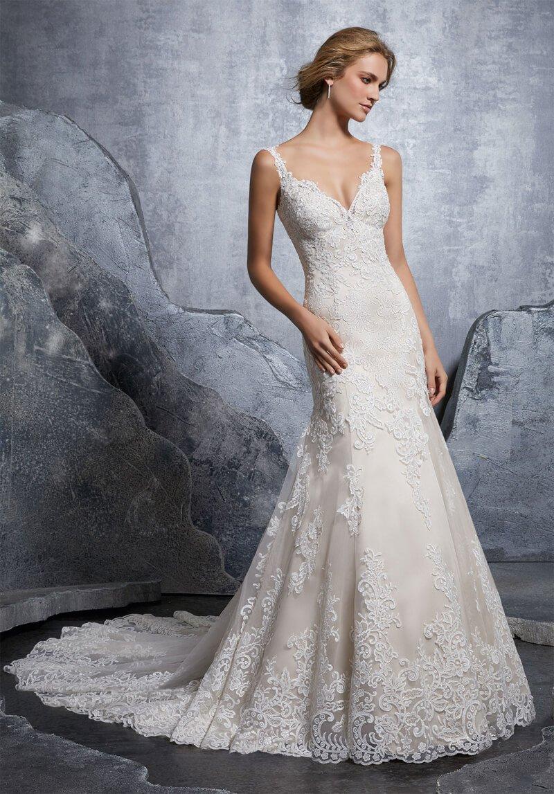 Свадебное платье Mori Lee 8218