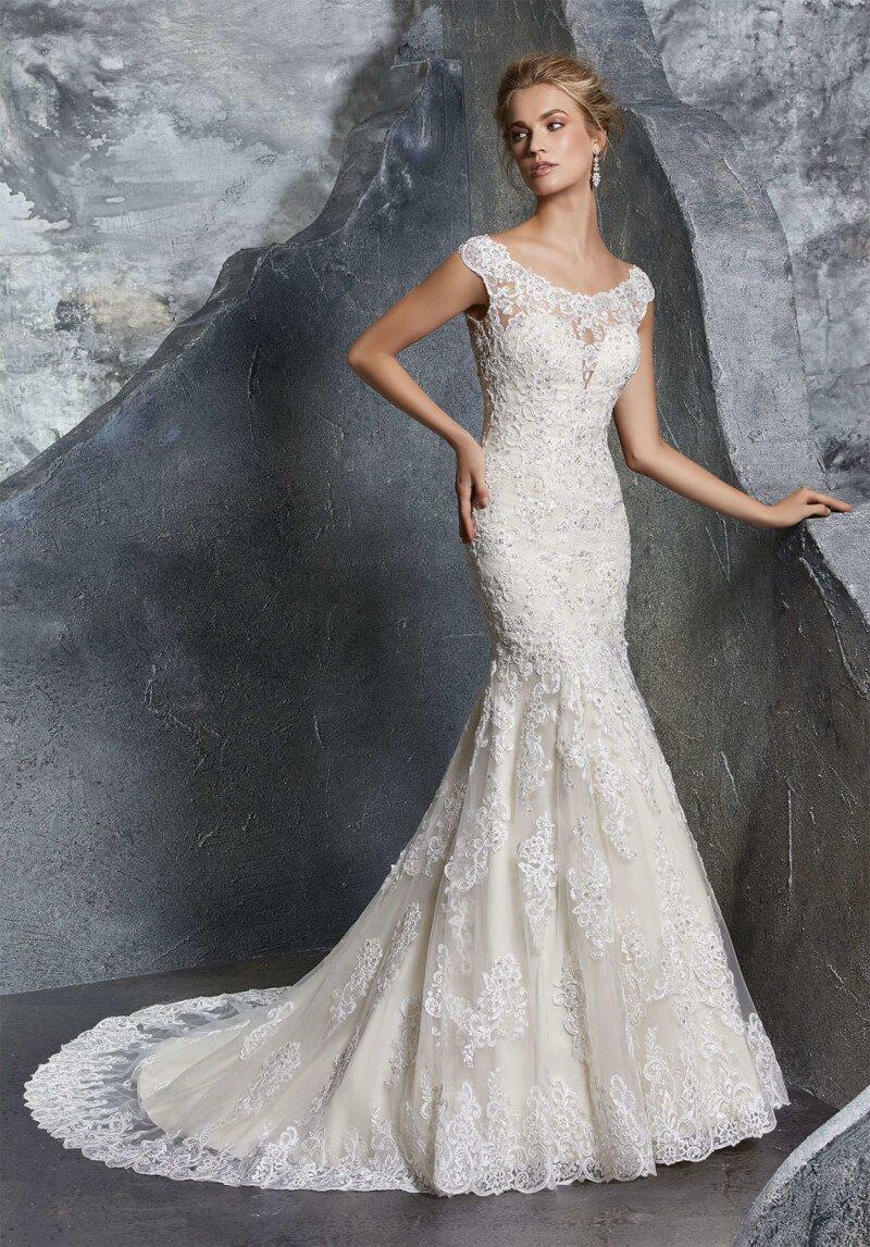 Свадебное платье Mori Lee 8219
