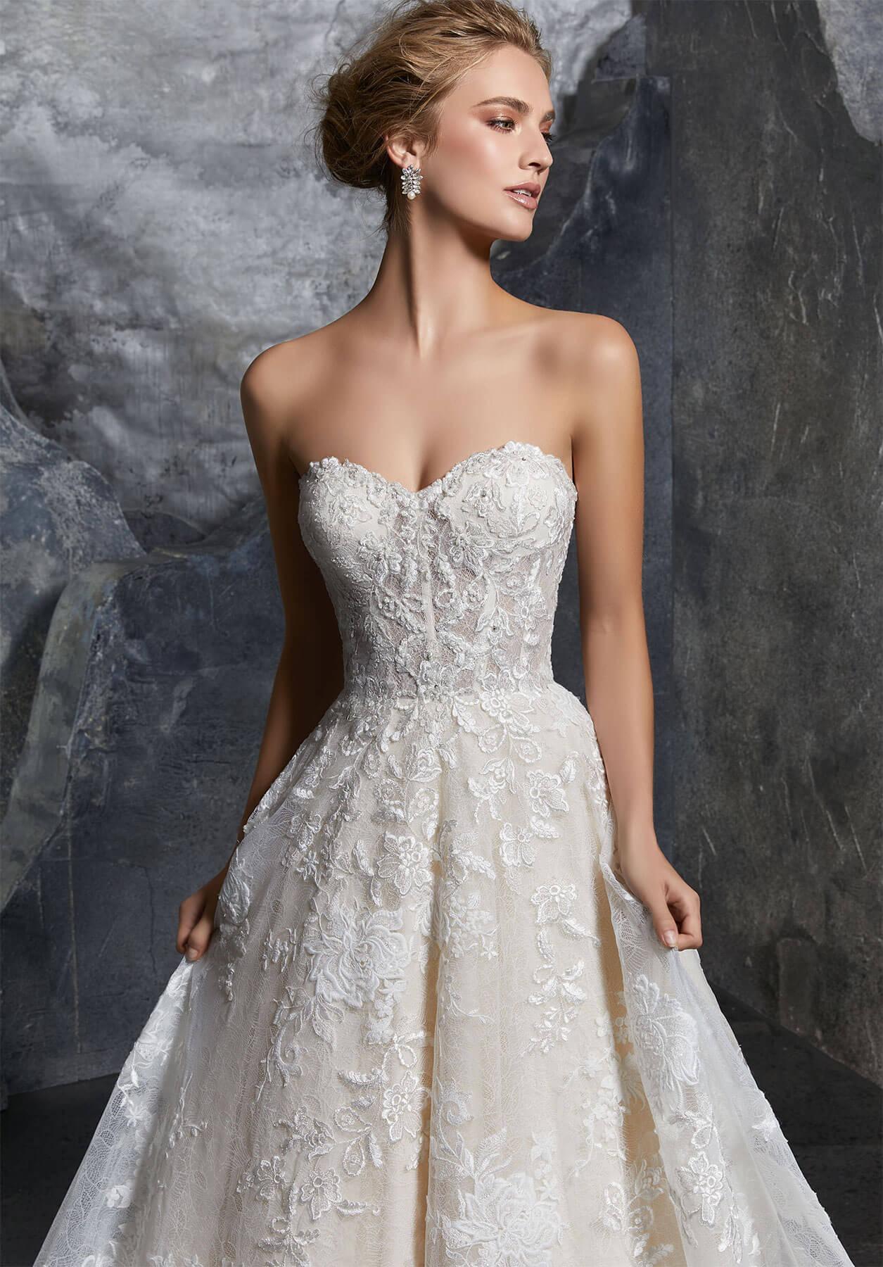 Свадебное платье Mori Lee 8220