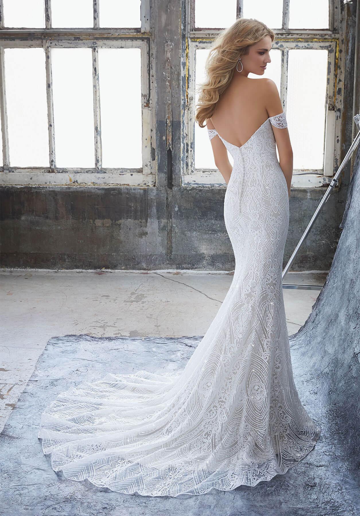 Свадебное платье Mori Lee 8222
