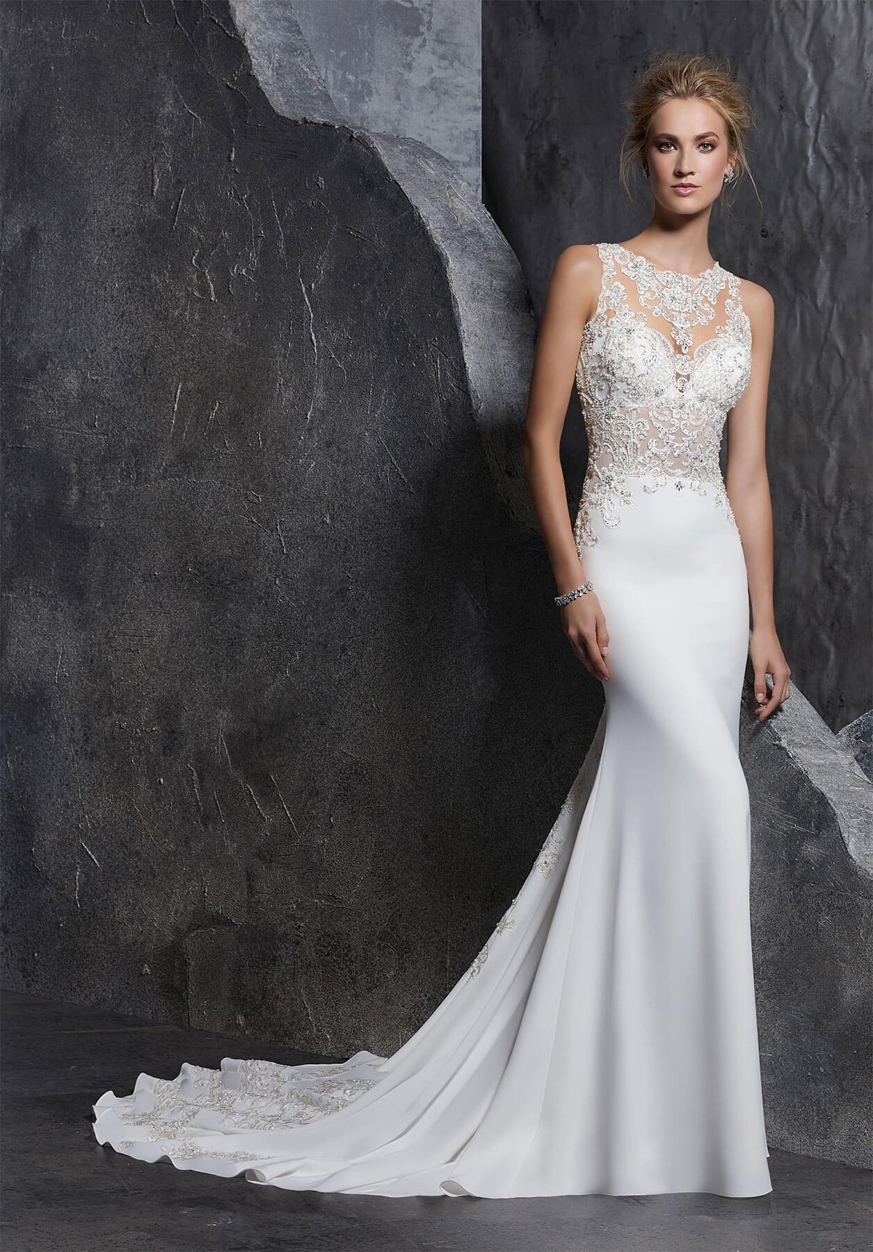 Свадебное платье Mori Lee 8223