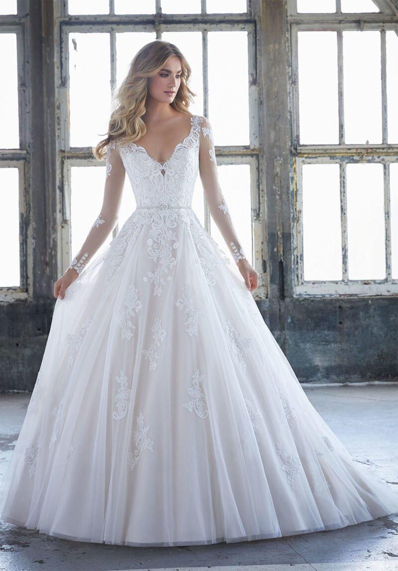 Свадебное платье Mori Lee 8225