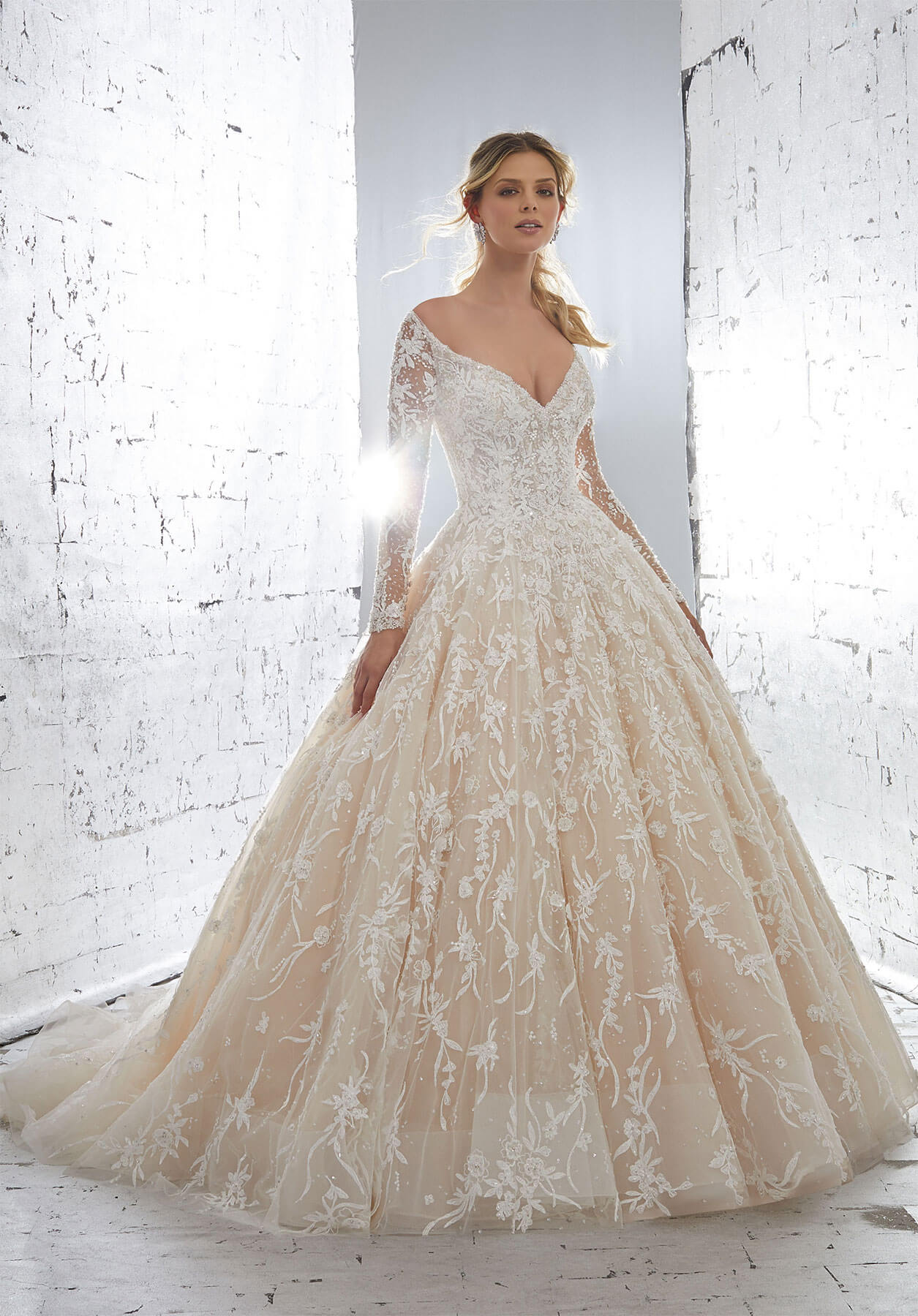Свадебное платье Mori Lee 82261