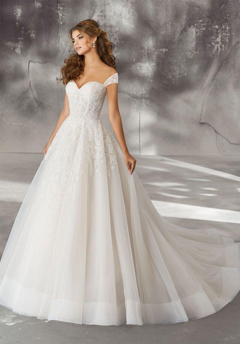 Свадебное платье Mori Lee 8270