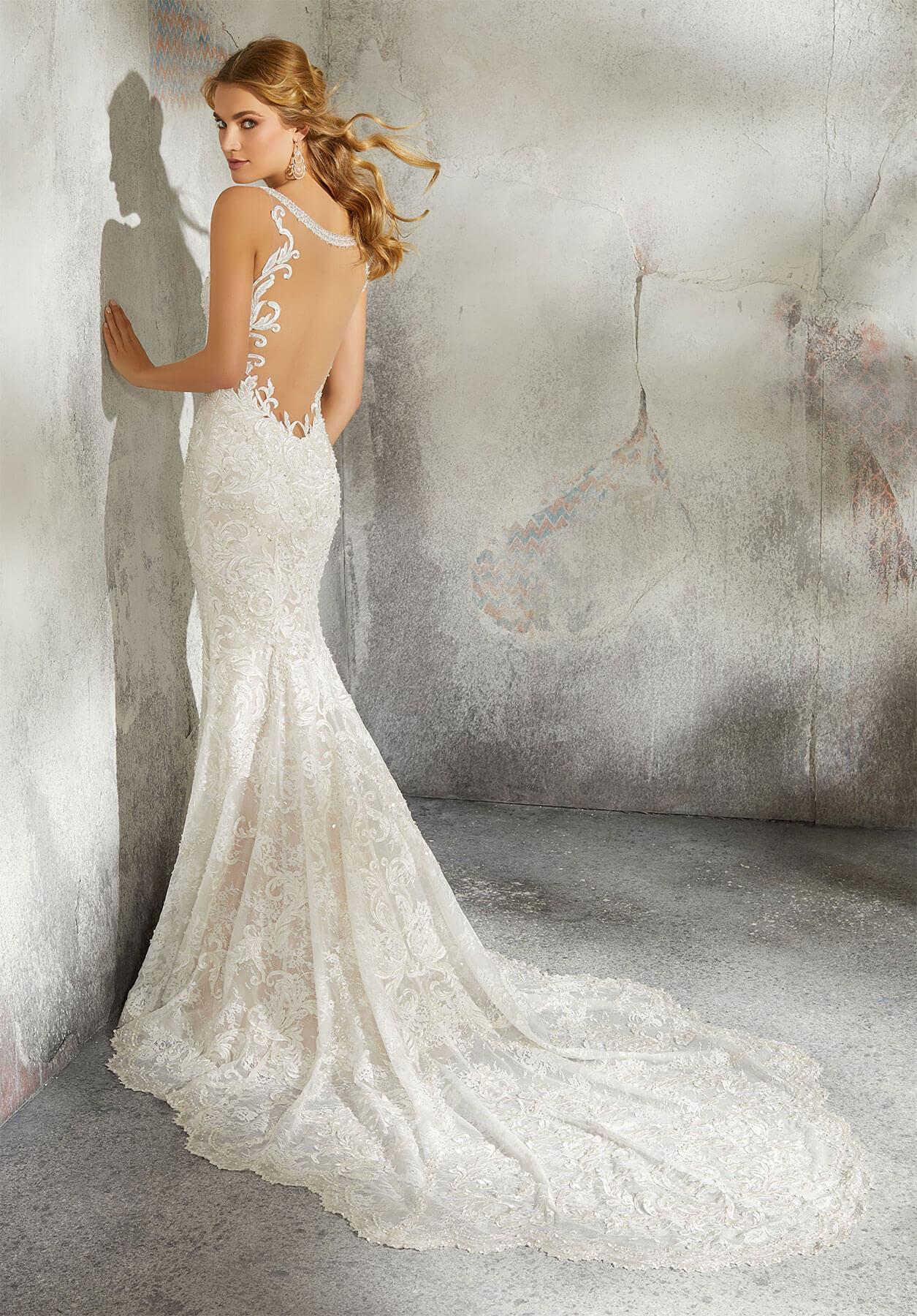 Свадебное платье Mori Lee 8271
