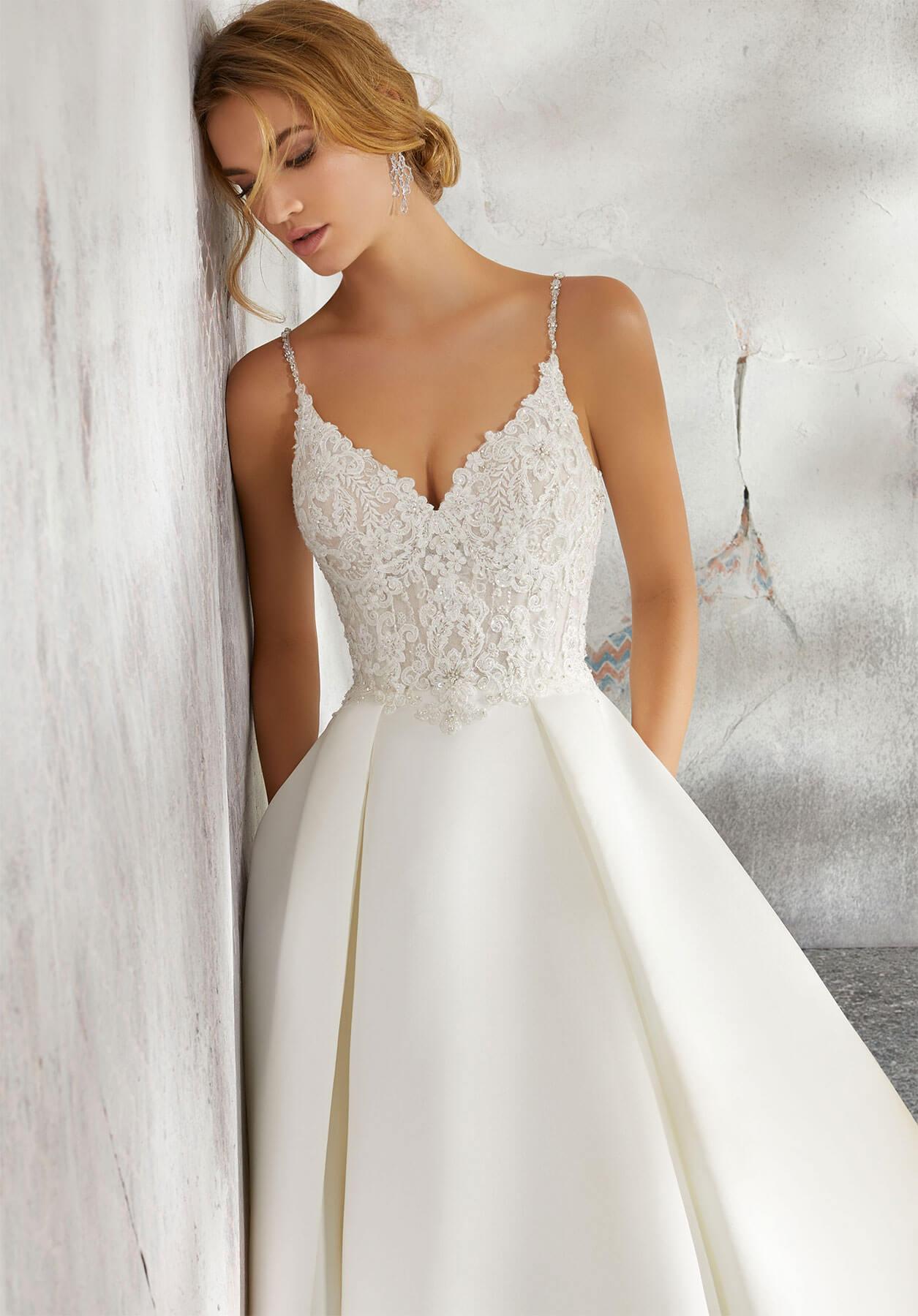 Свадебное платье Mori Lee 8272