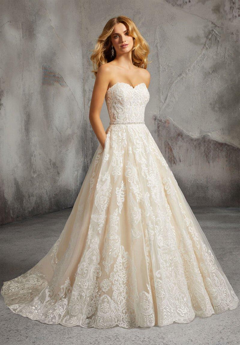Свадебное платье Mori Lee 8273