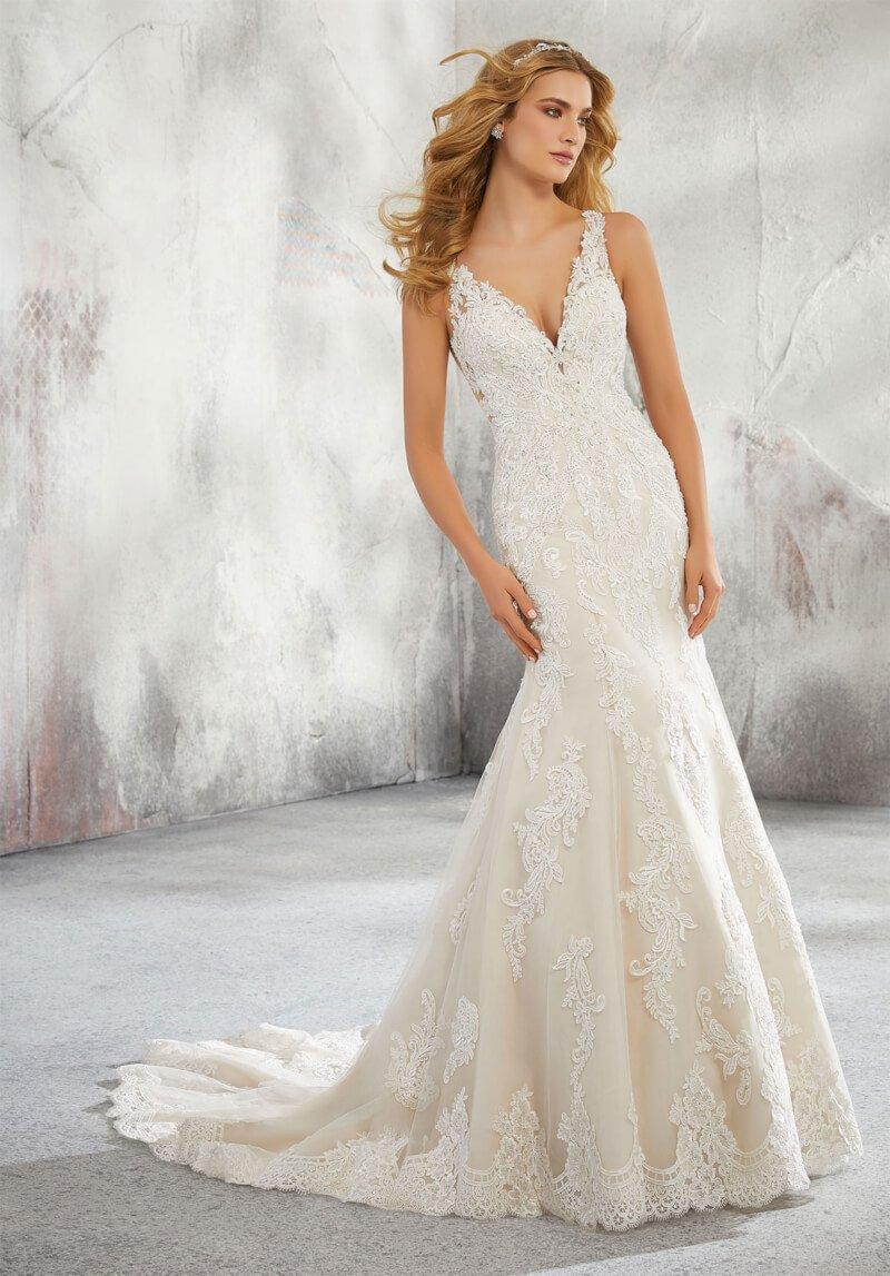 Свадебное платье Mori Lee 8274