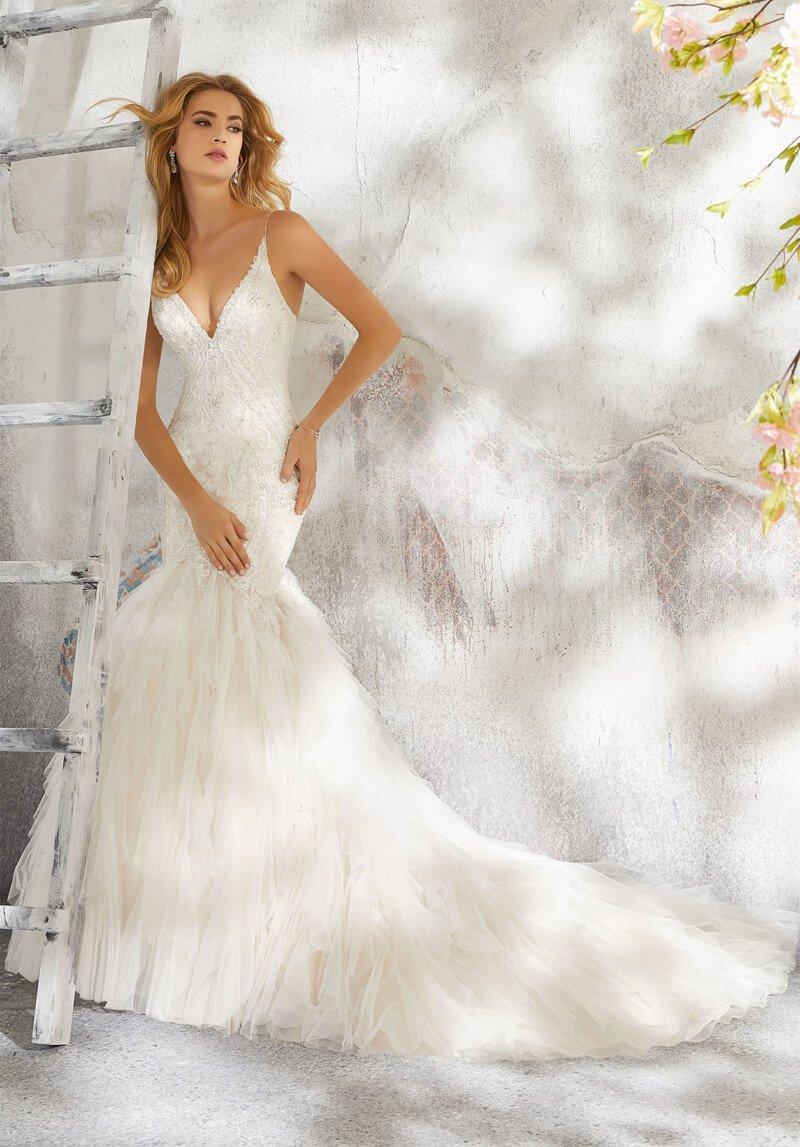 Свадебное платье Mori Lee 8275