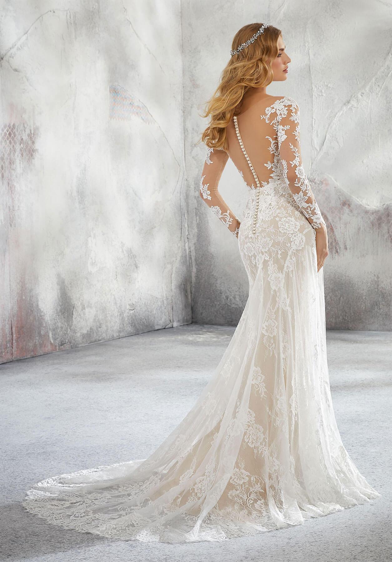 Свадебное платье Mori Lee 8276