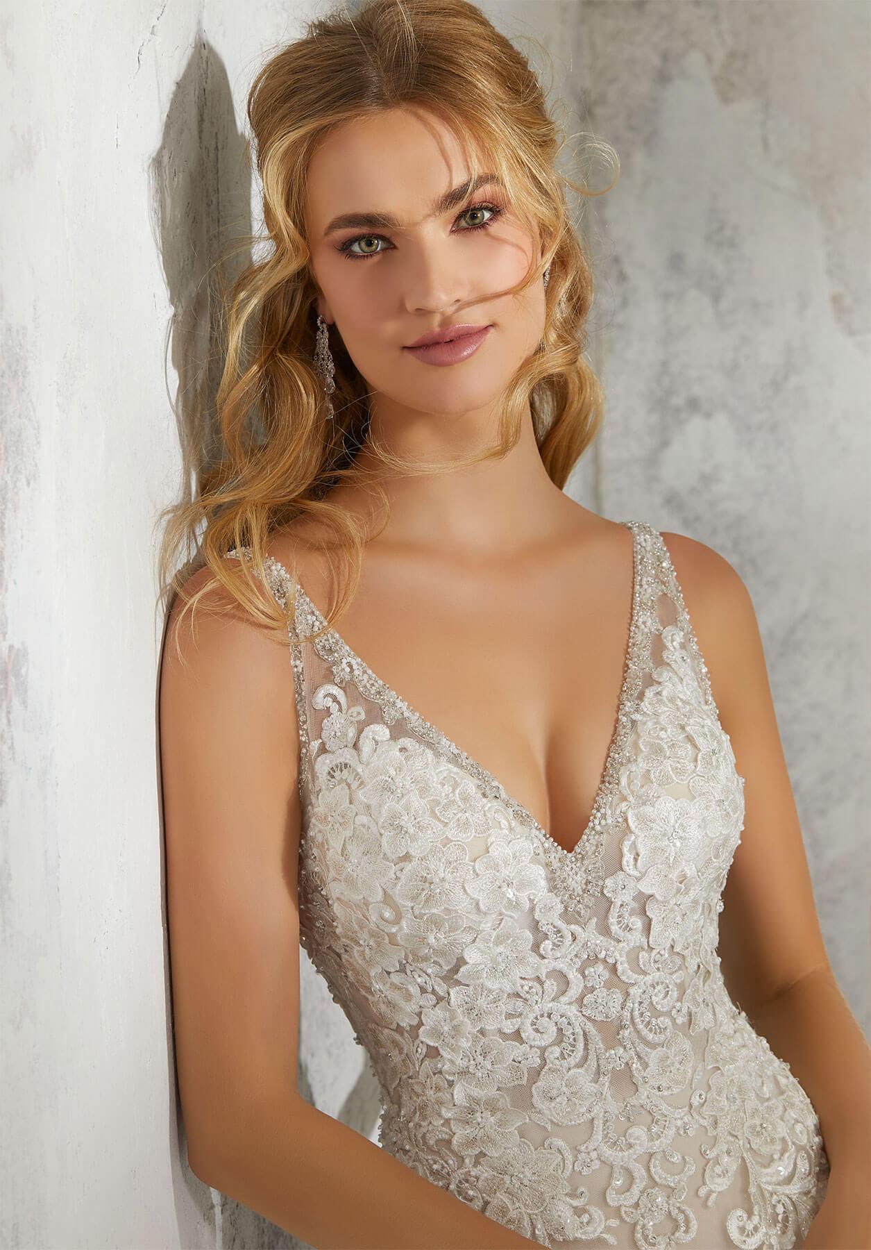 Свадебное платье Mori Lee 8277