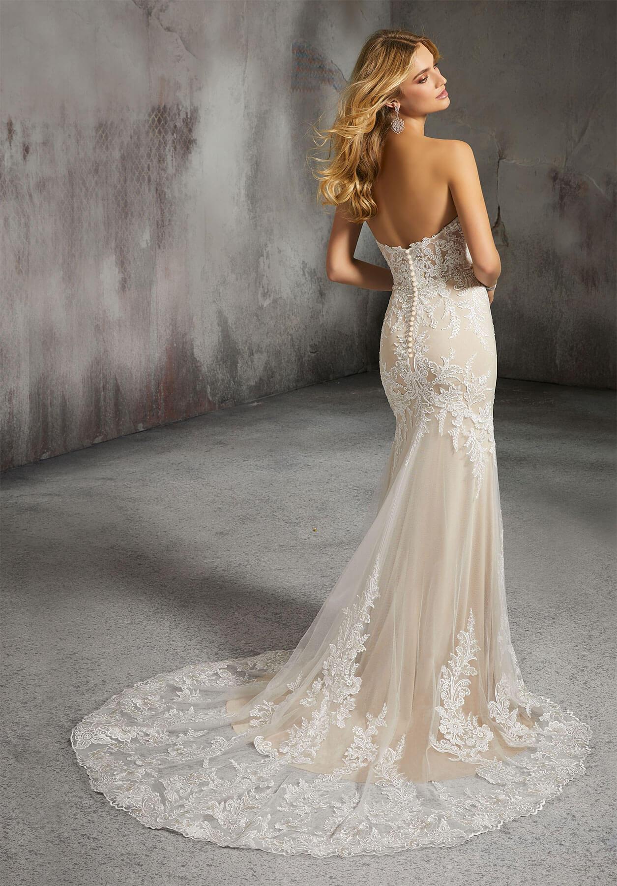 Свадебное платье Mori Lee 8278