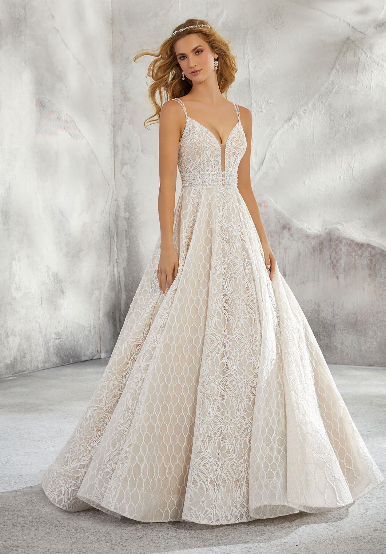 Свадебное платье Mori Lee 8279