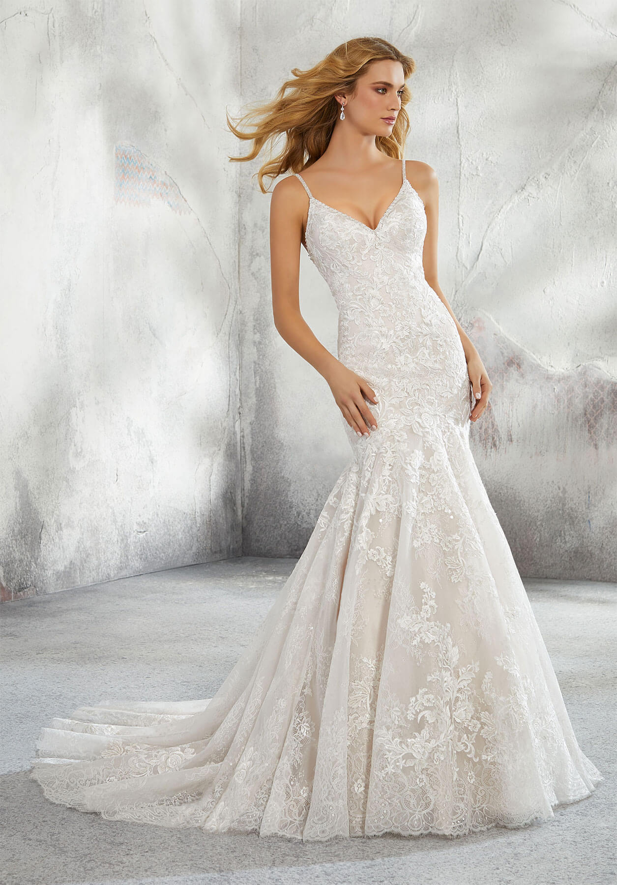 Свадебное платье Mori Lee 8280