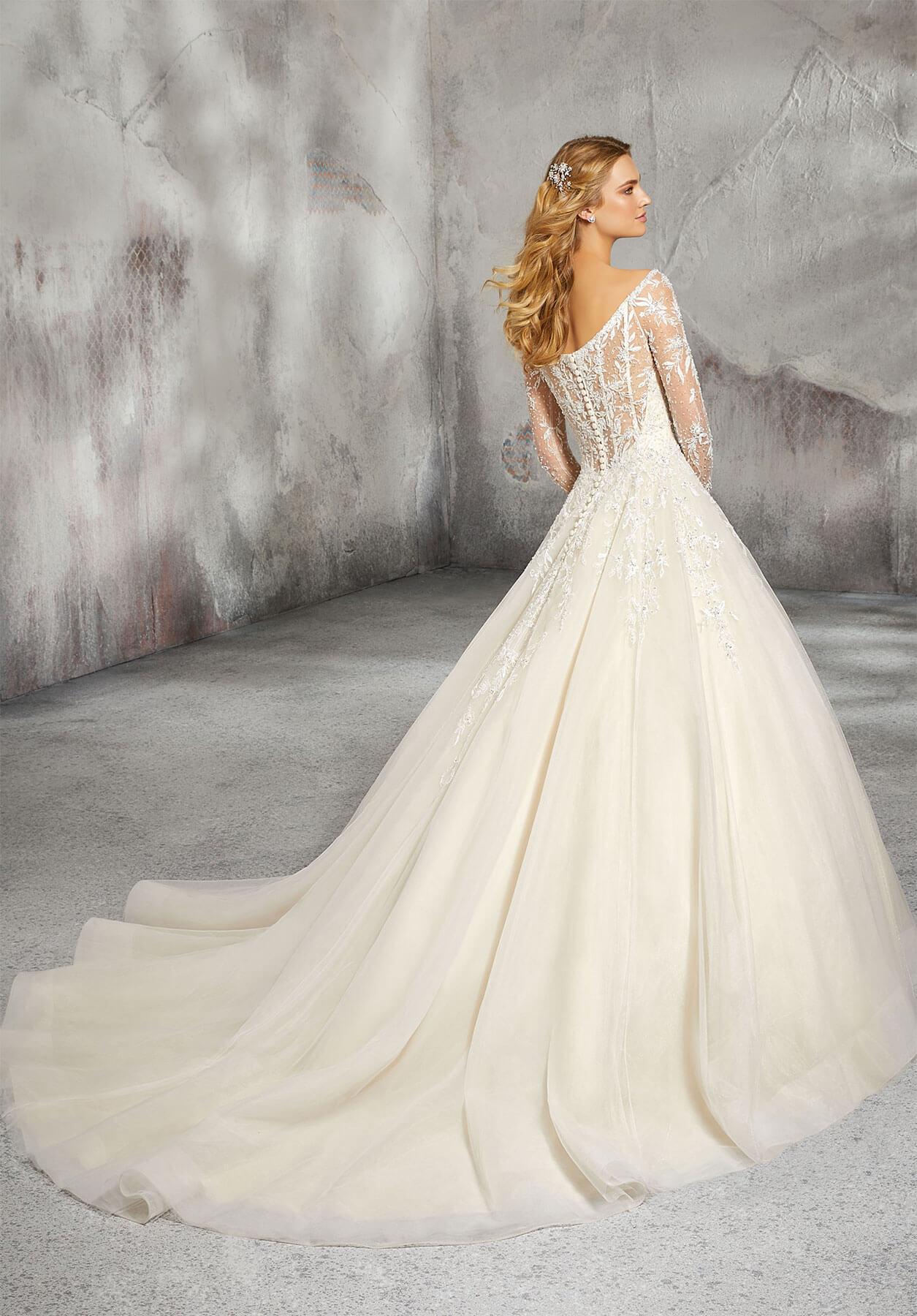 Свадебное платье Mori Lee 8281