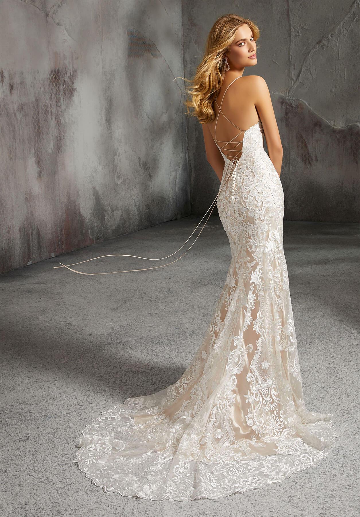 Свадебное платье Mori Lee 8285