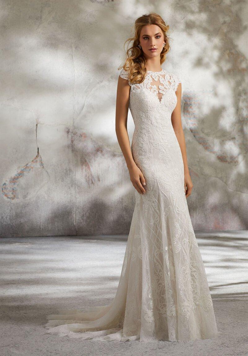 Свадебное платье Mori Lee 8288
