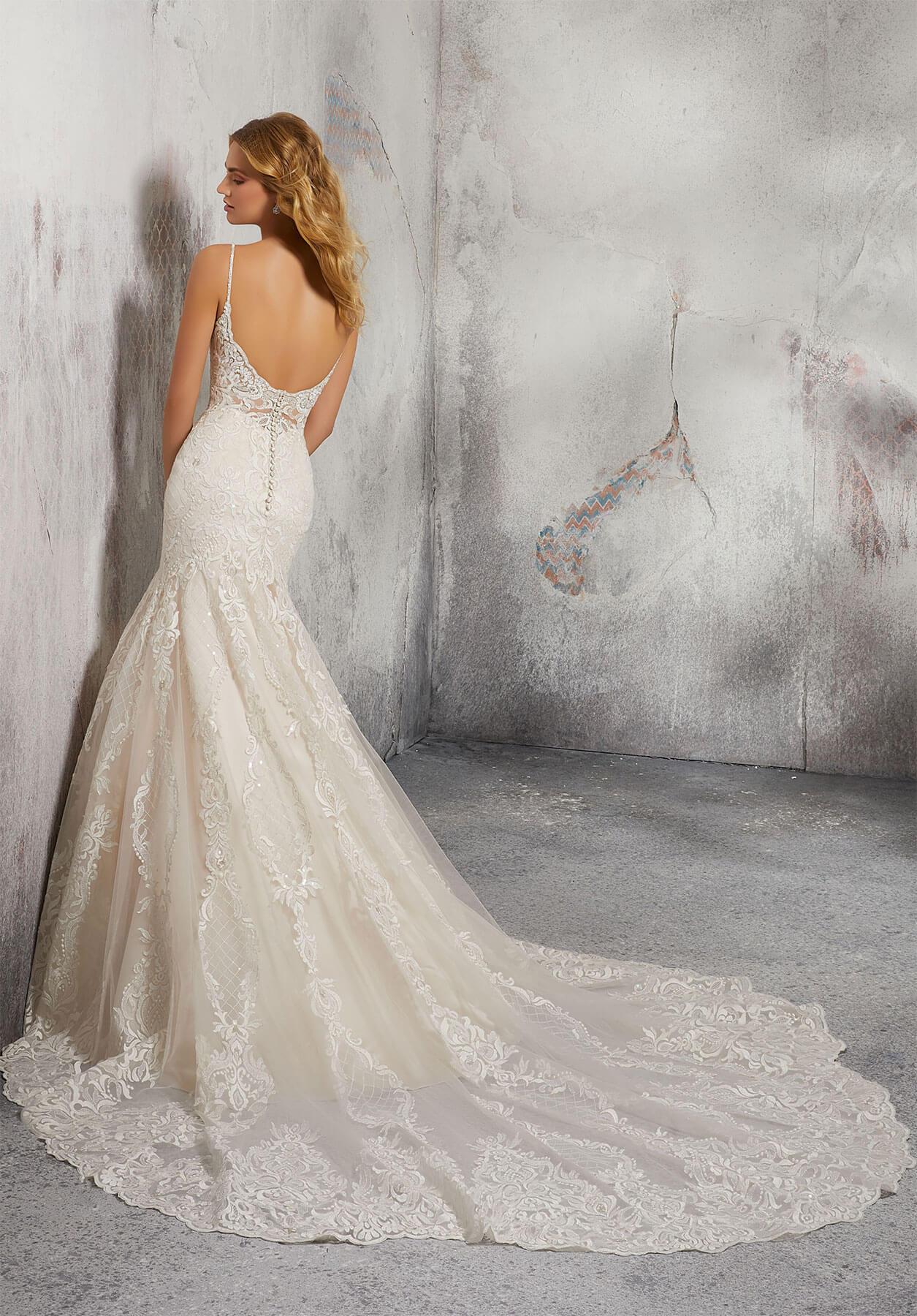 Свадебное платье Mori Lee 8289