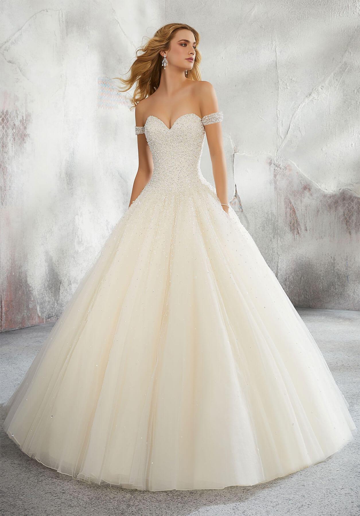 Свадебное платье Mori Lee 8291