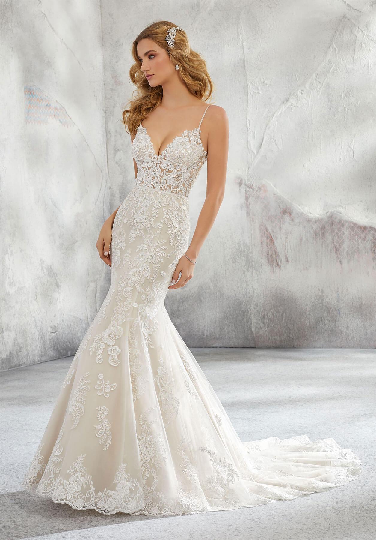 Свадебное платье Mori Lee 8292