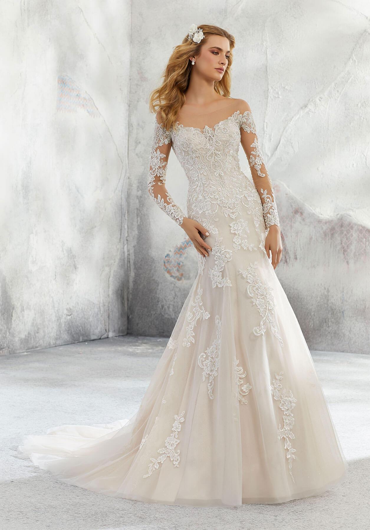 Свадебное платье Mori Lee 8293