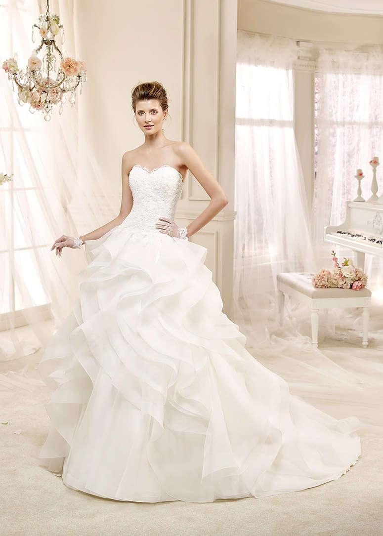 Свадебное платье Colet 16267