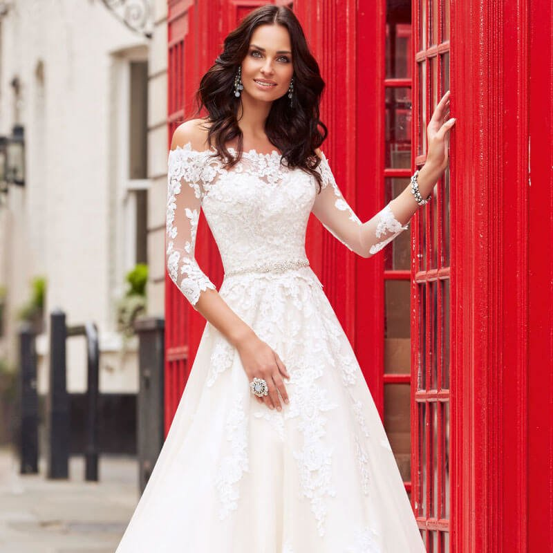 Свадебные платья Ronald Joyce