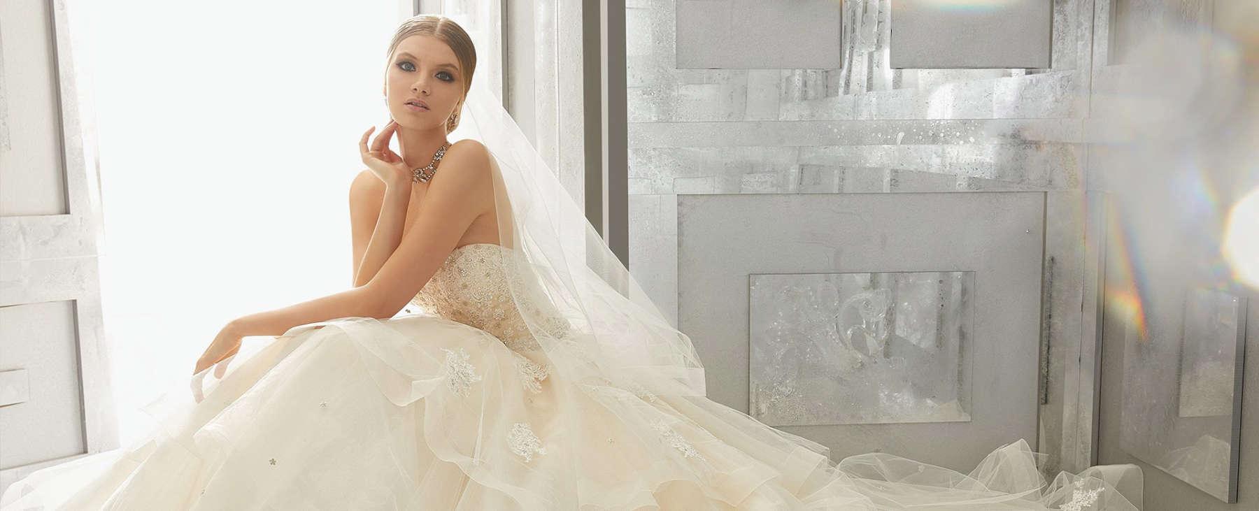 Свадебный салон в Киеве - огромный выбор платьев