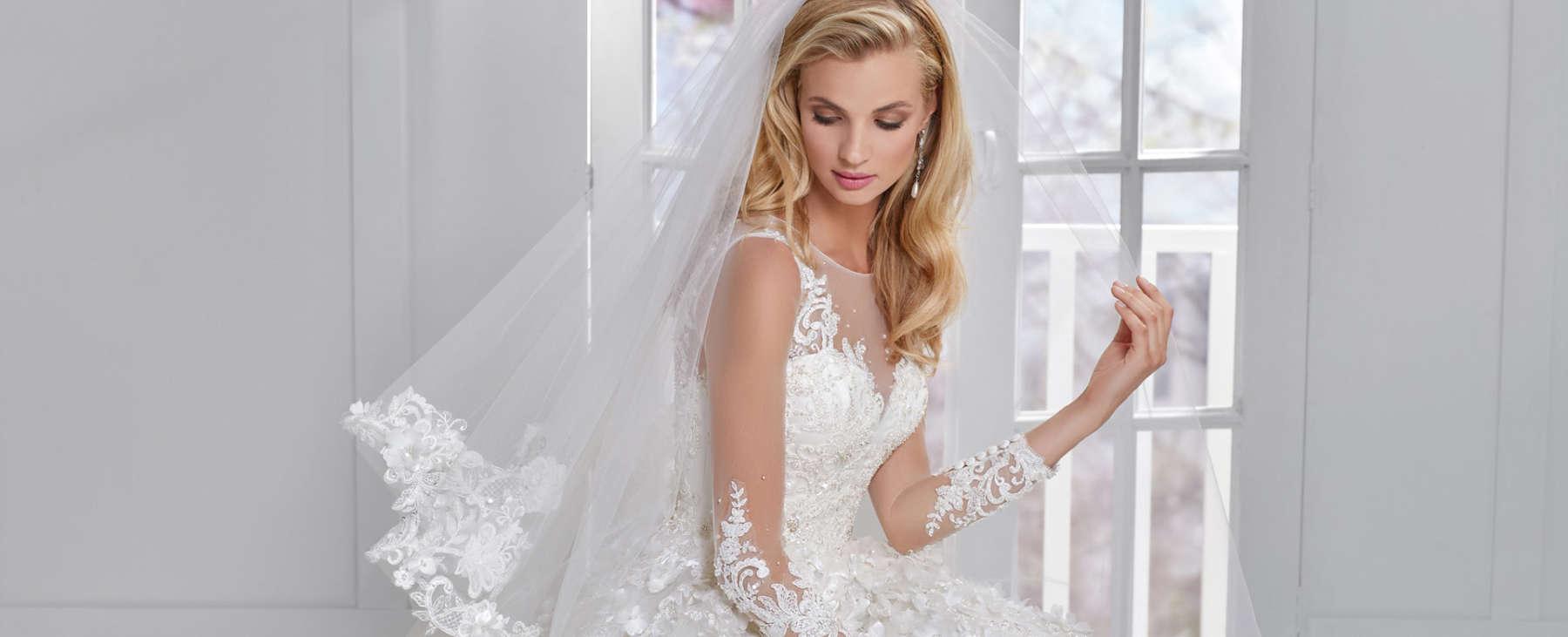 Свадебный салон в Киеве - ты достойна лучшего платья