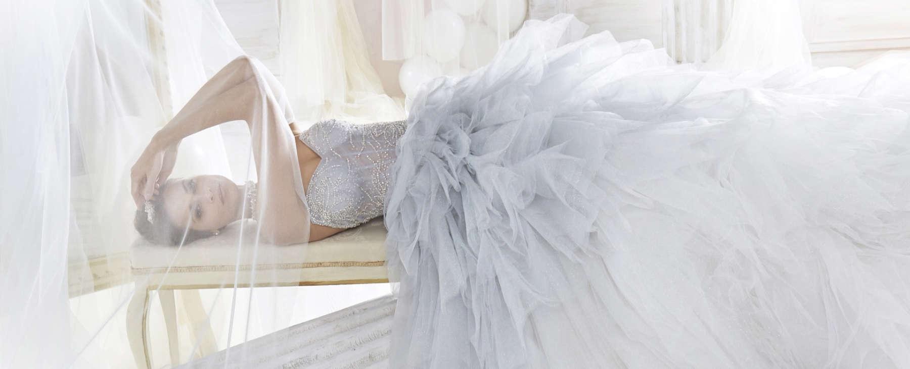 Свадебный салон в Киеве - оригинальные брендовые платья