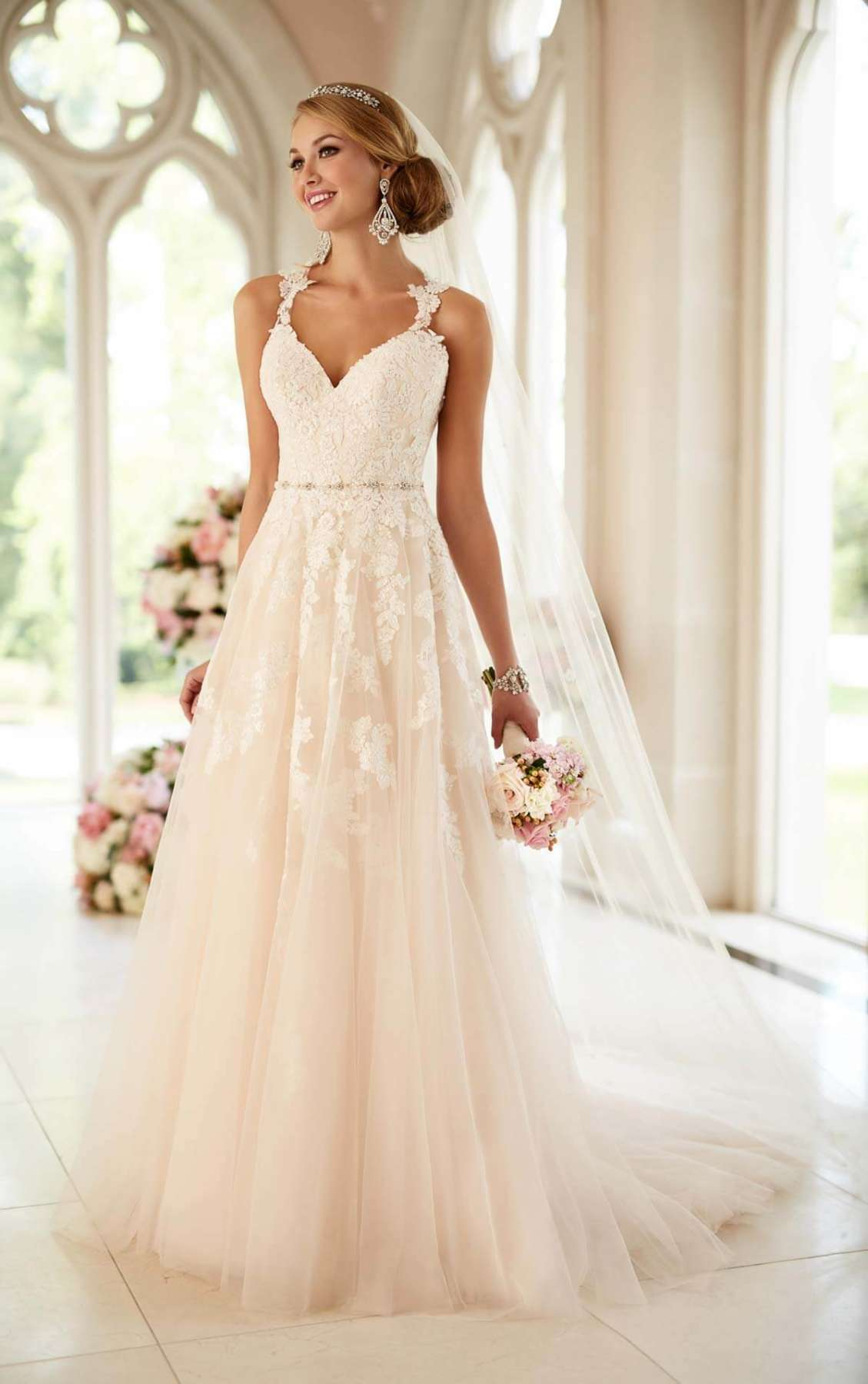 Свадебное платье Stella York 6144