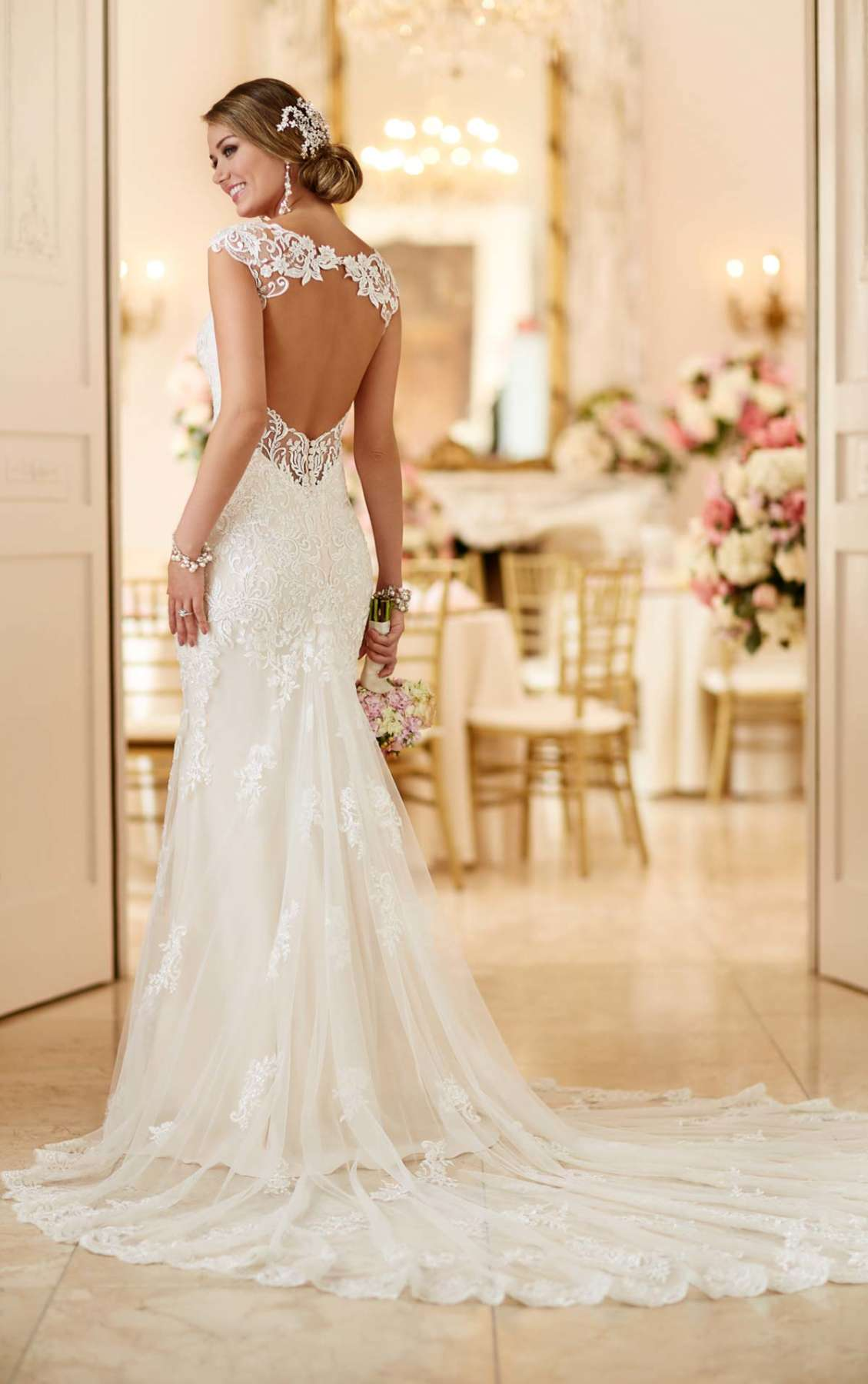 Свадебное платье Stella York 6245