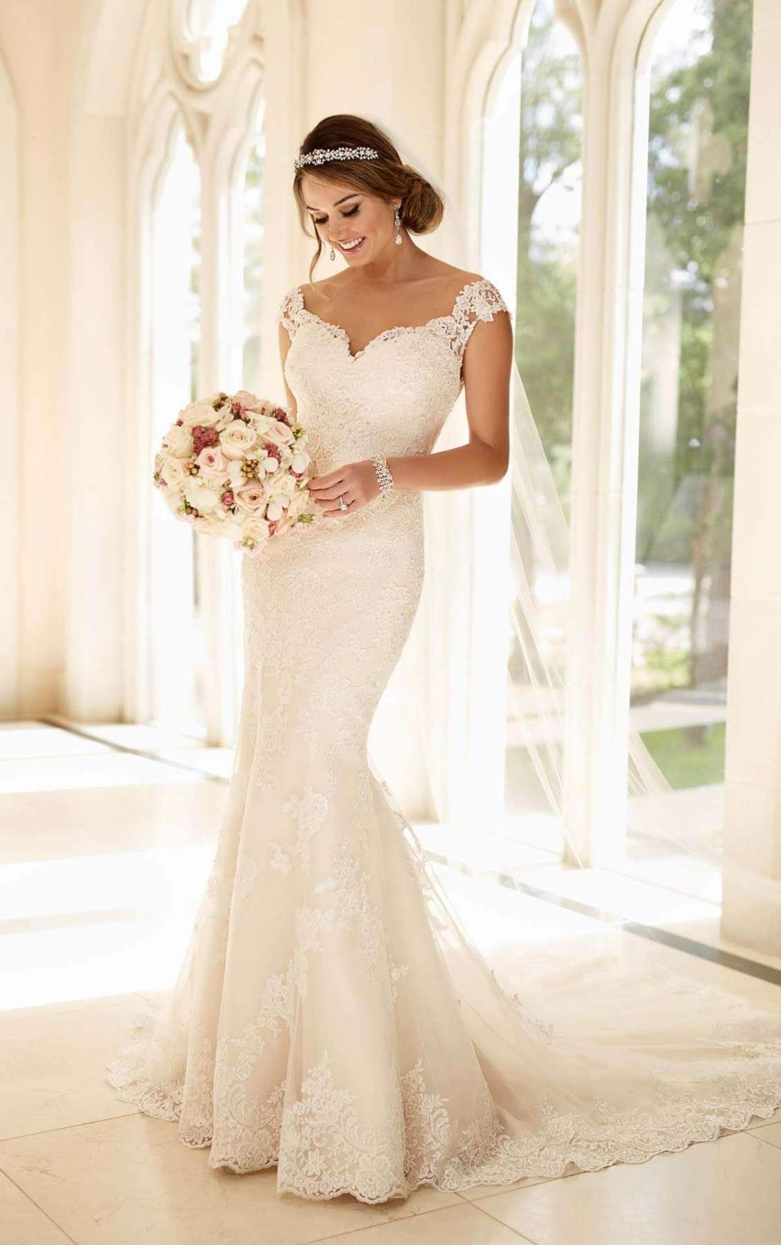 Свадебное платье Stella York 6249