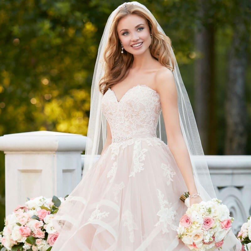 Свадебные платья Stella York