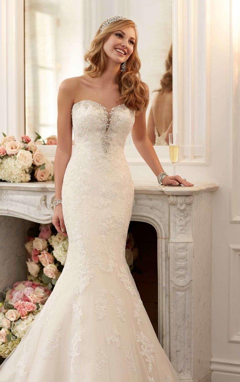 Свадебное платье Stella York 6119