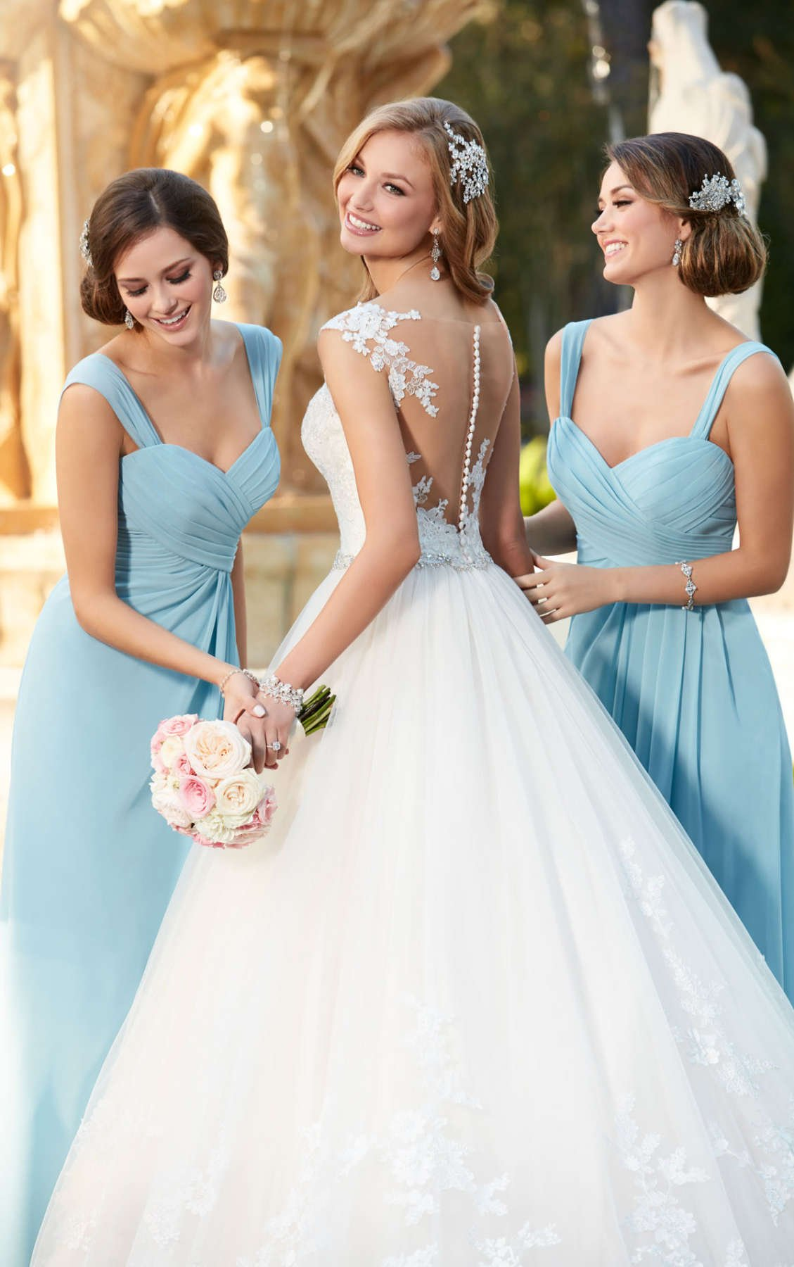 Свадебное платье Stella York 6268