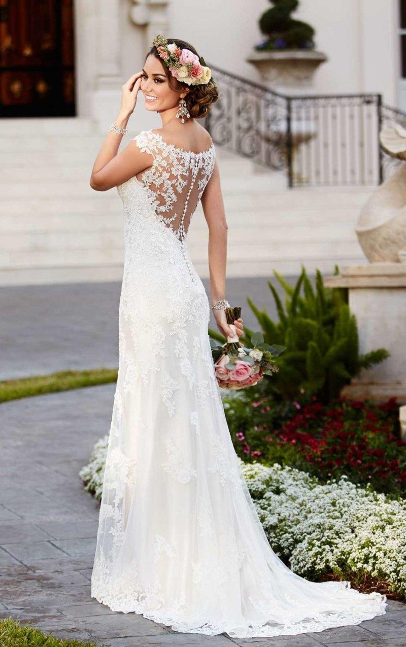 Свадебное платье Stella York 6118