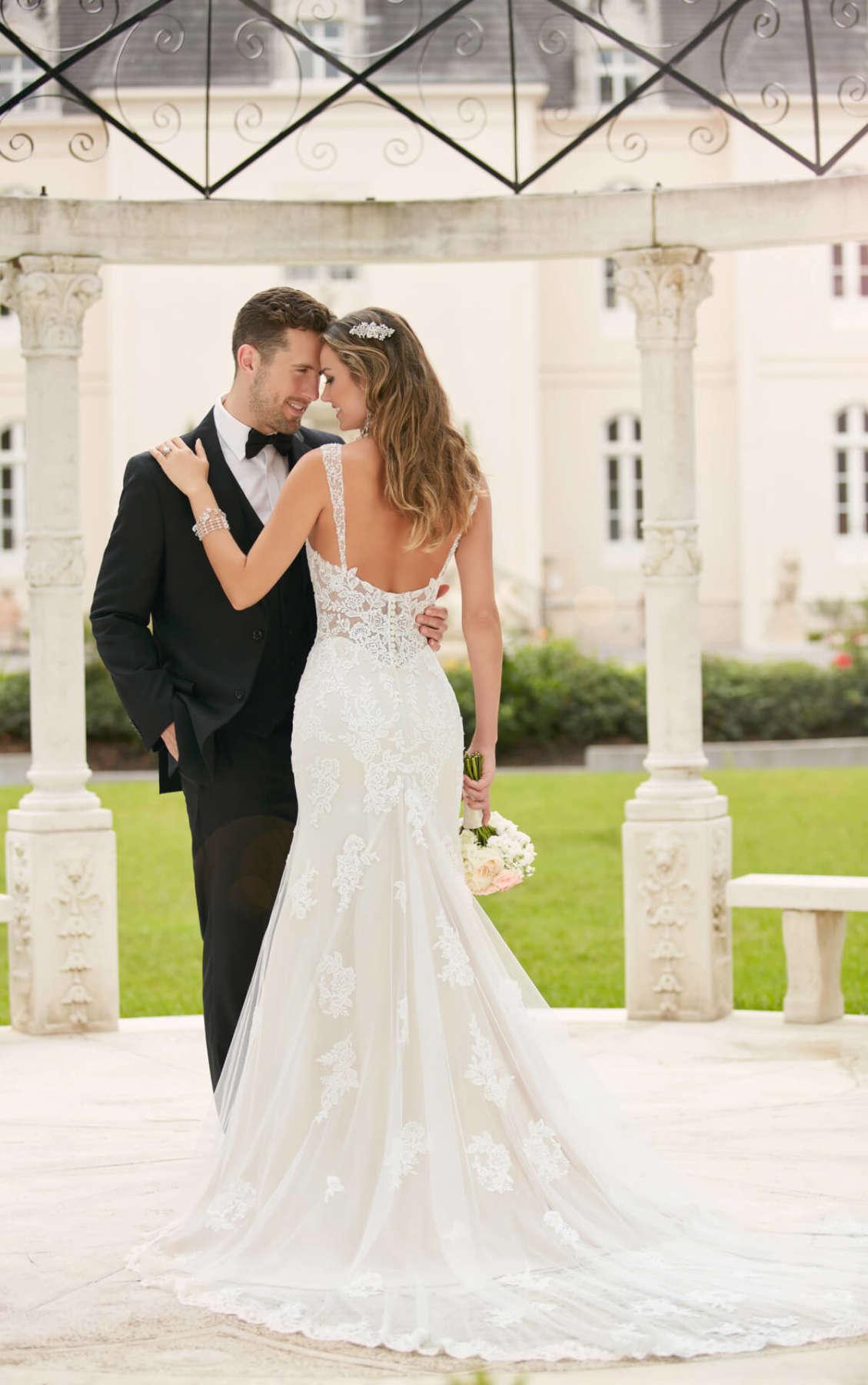 Свадебное платье Stella York 6371