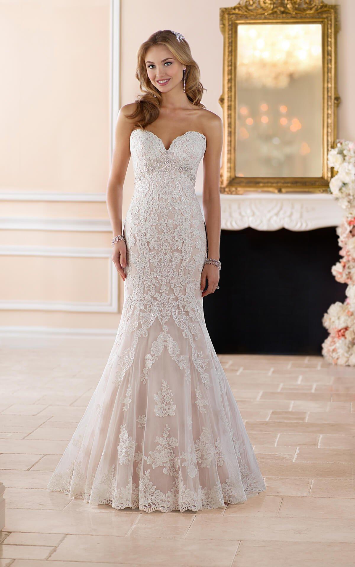 Свадебное платье Stella York 6379