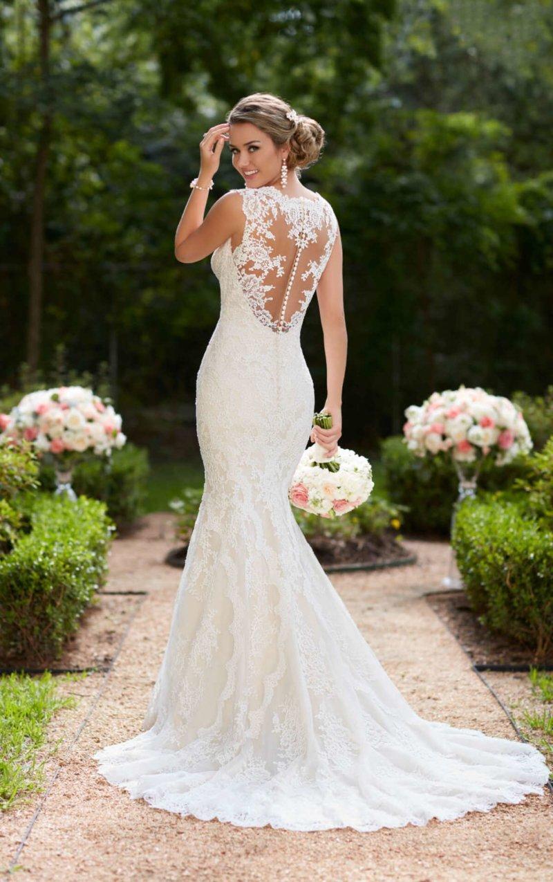 Свадебное платье Stella York 6418