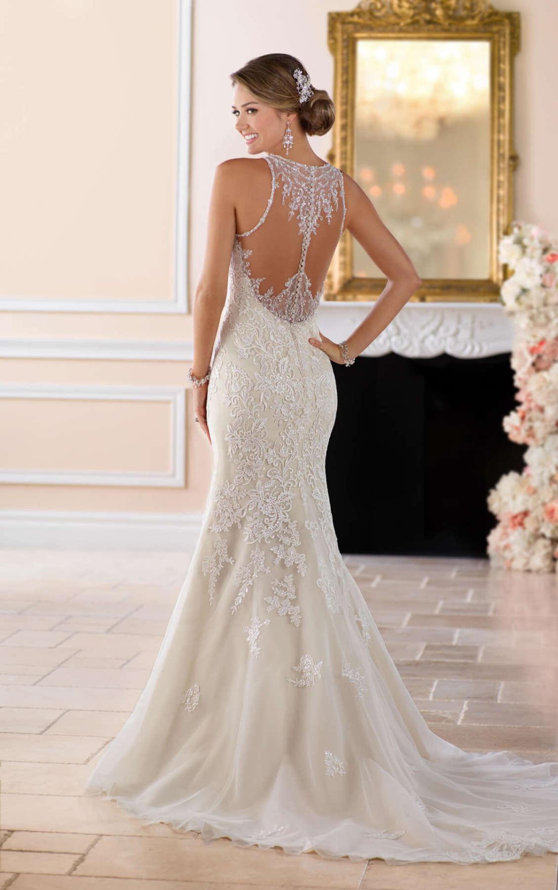 Свадебное платье Stella York 6435
