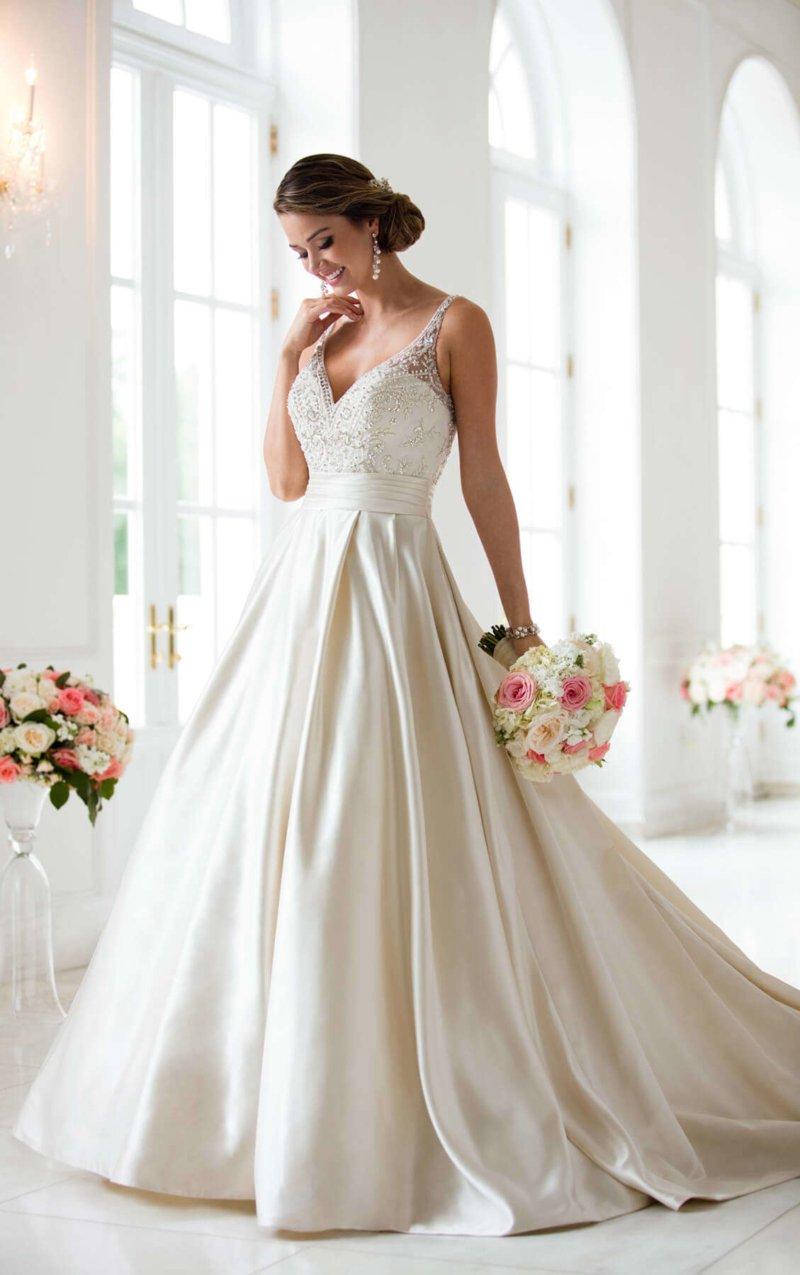 Свадебное платье Stella York 6447