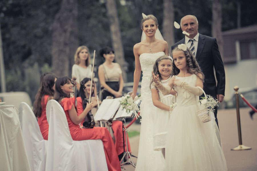 Струнный квартет на свадьбу