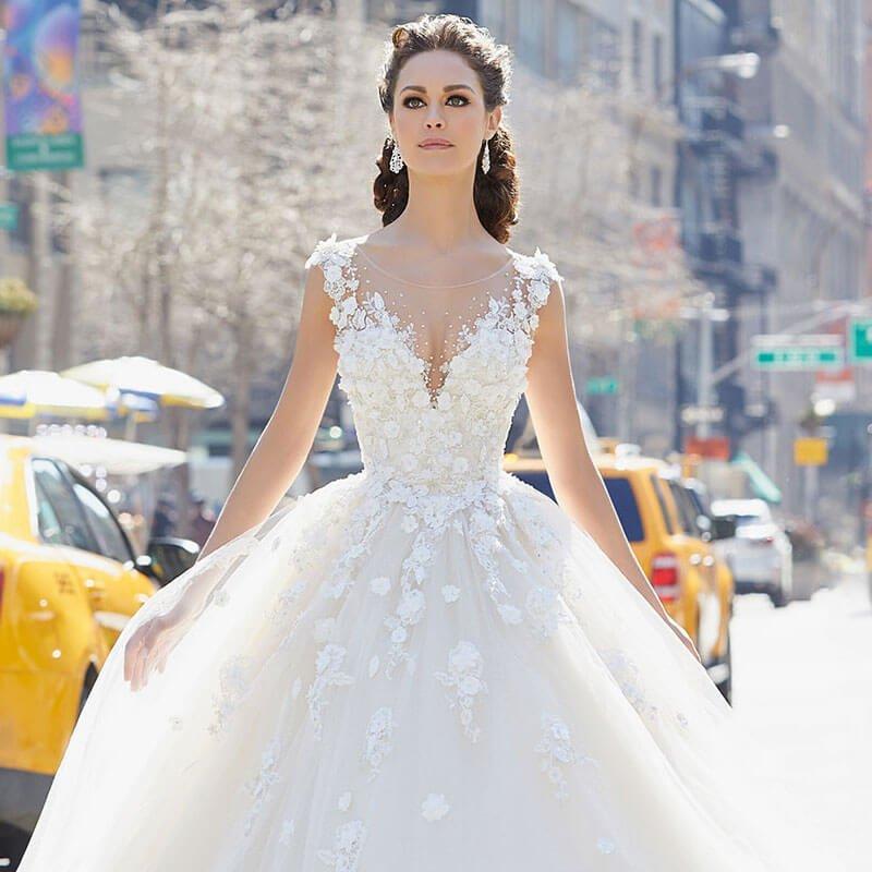 Свадебные платьяMаdelin Gardner