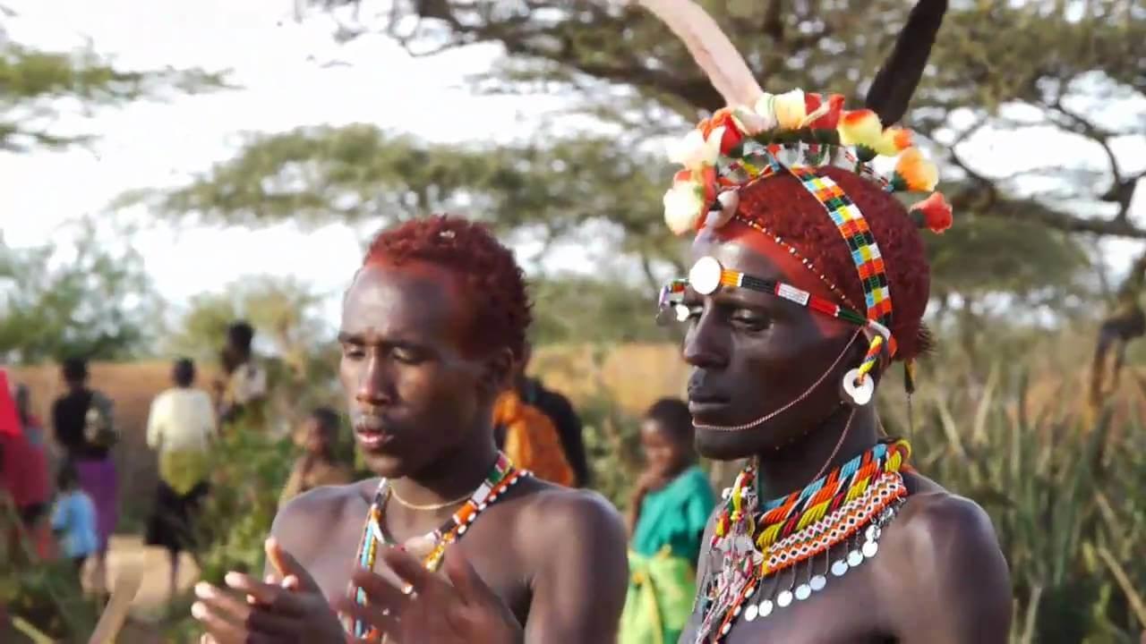 Свадьба в Конго