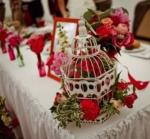 Свадьба в красно-зеленом цвете (часть 1)
