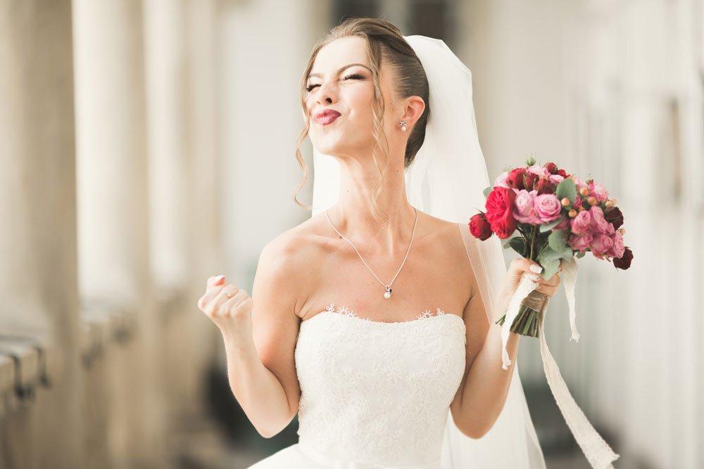 Свадебный марафон для невесты